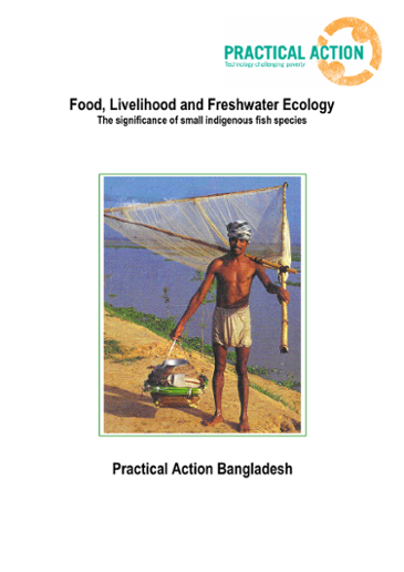 Food, Livelihood & Fresh Water Ecology