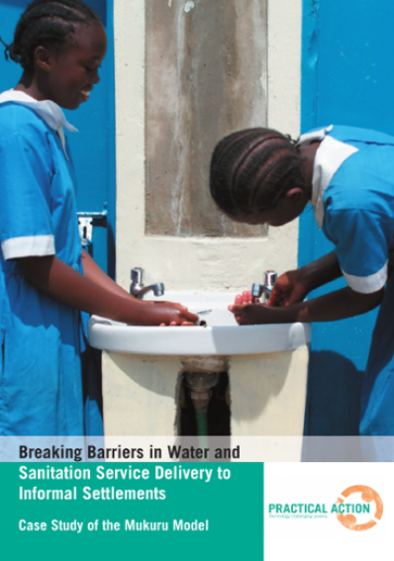 Breaking Barriers in Water and Sanitation Service Delivery to Informal Settlements (Simplified version)