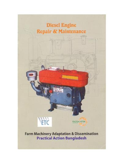 Diesel Engine Repair and Maintenance