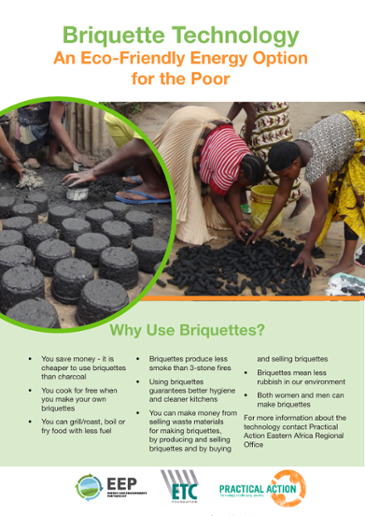 Briquette Technology: An Eco-Friendly Energy Option for the Poor