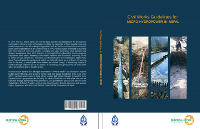 Civil Works Guidelines for Micro Hydropower in Nepal