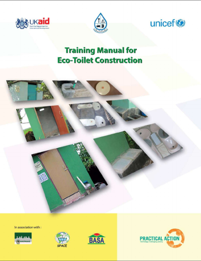 Training Manual for Eco-Toilet Construction