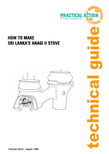 How to make Sri Lanka's Anagi Stove