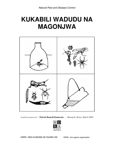 Kukabili Wadudu na Magonjwa