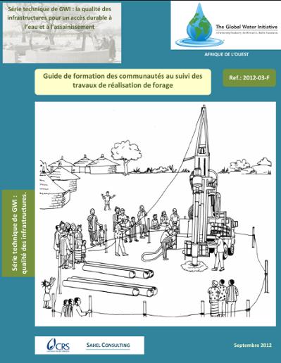 Guide de formation des communautés au suivi des travaux de réalisation de forage
