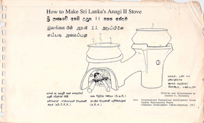 How to make Sri Lanka's Anagi II stove