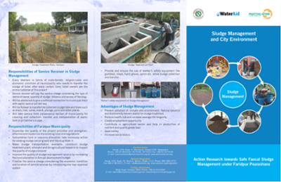 Waste management and city environment