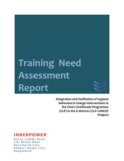Training Need Assessment Report