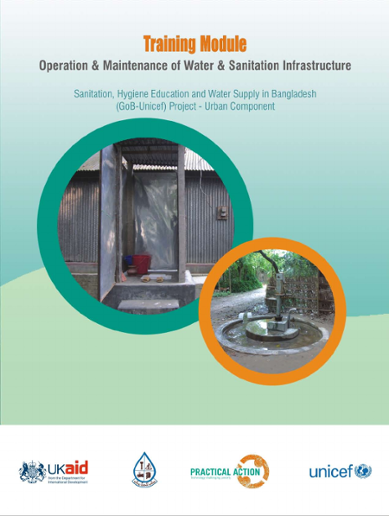 Operation and Maintenance of Water and Sanitation Infrastructure Training Module