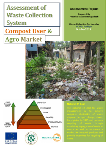 Assessment of Waste Collection System Compost User & Agro Market
