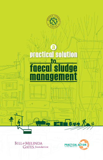 Practical solution to faecal sludge management